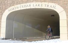 Program to expand bike paths