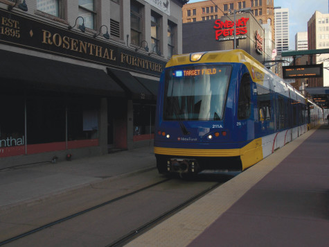 Light rail project impacting development