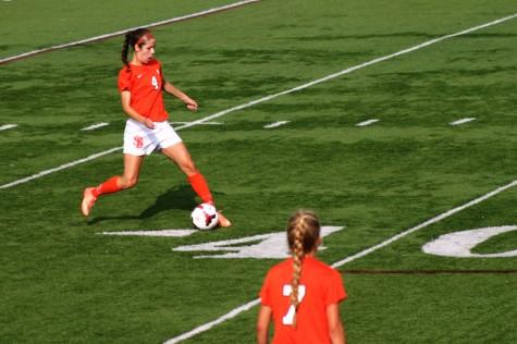 Girls' soccer shoots into new season
