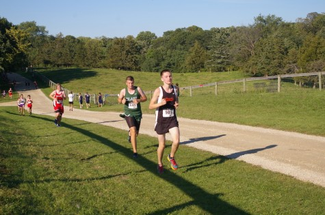 Cross country runs into new season