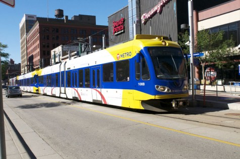 Environmental group suing Met Council over light rail