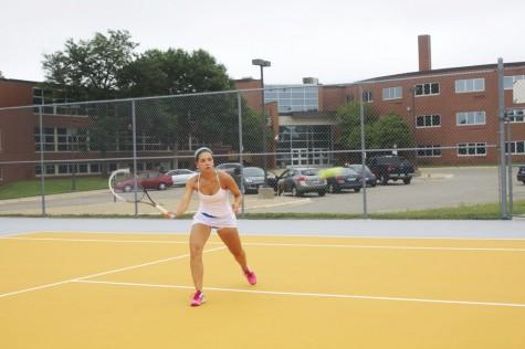 Girls tennis preparing for a strong season