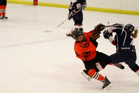 Girls' hockey fights for better record