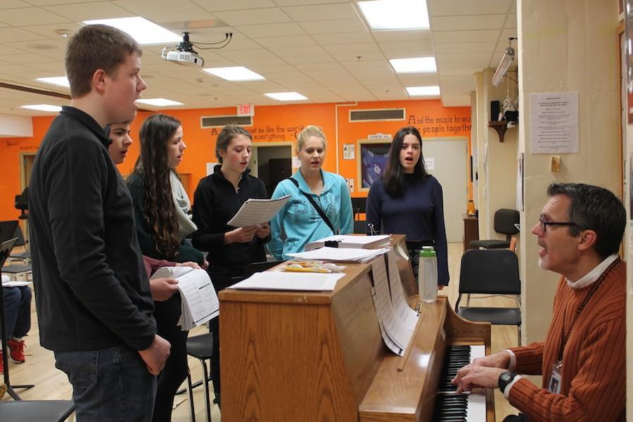 Choir prepares for annual gala