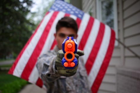 Seven eye-opening lessons you learn from playing Nerf assassins