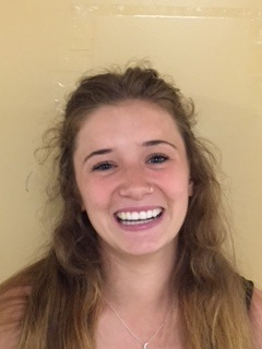 Sophomore Grace Feldman has been a key contributor to the girls' varsity golf team this year.