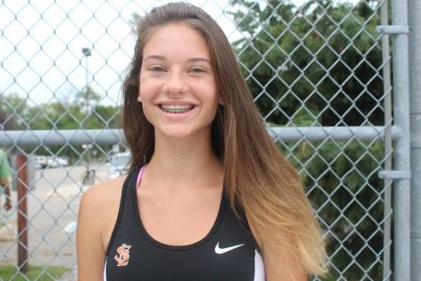 Meet the athlete: Violet Huber