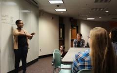 SOAR panel enriches community, creates conversation