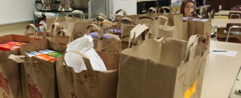 Bird Feeder raises awareness of holiday hunger