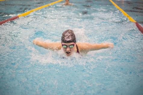 Girls' swimming advances at state