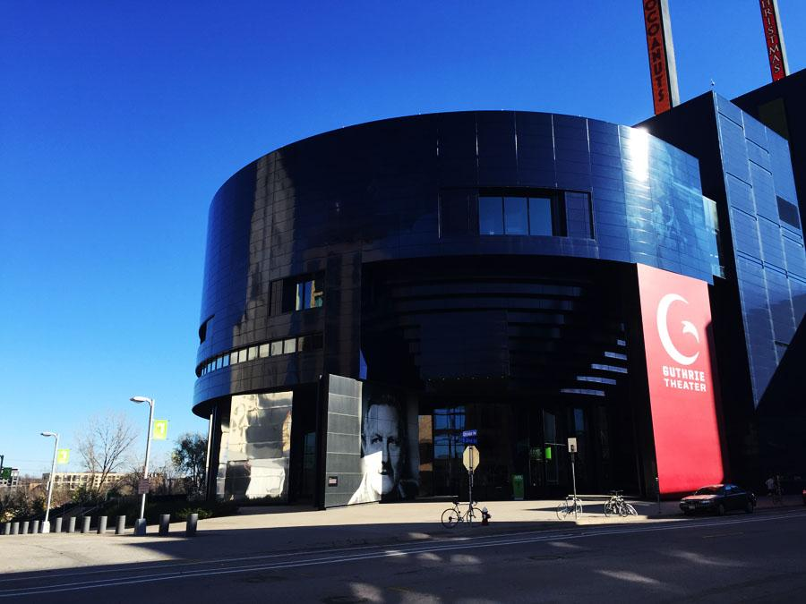 The Guthrie Theater will show