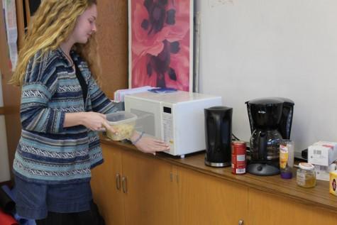 Classroom adds three kitchen appliances