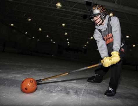Winter pastime focuses on fun