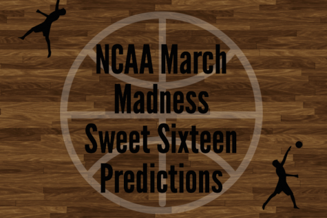 NCAA March Madness Sweet Sixteen Predictions