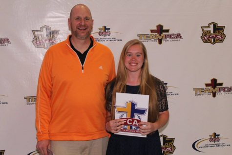 Softball and soccer player wins Influence Award