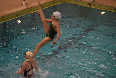 Swimmers prepare for Sections