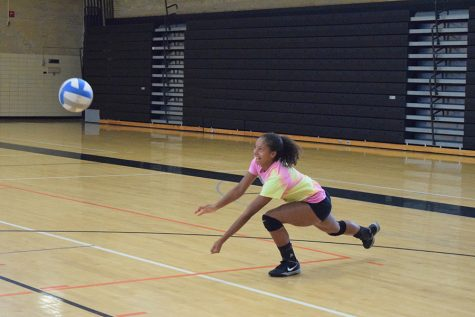 Girls' volleyball raises expectations