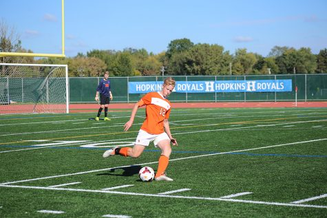 Boys' soccer to play rival
