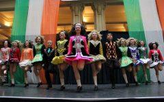 Freshman celebrates Irish culture, customs