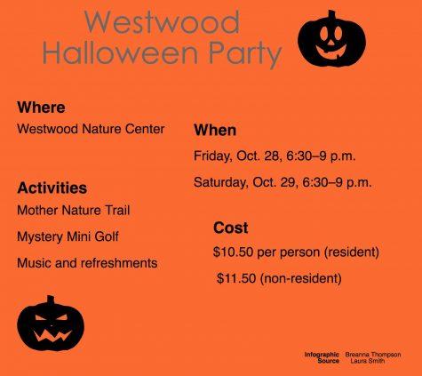 Westwood Nature Center celebrates fall