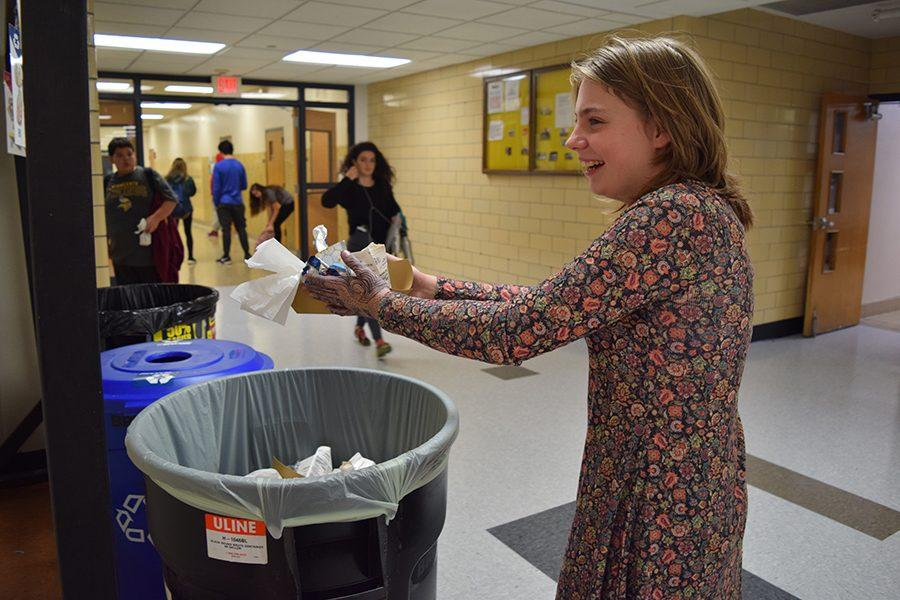 Grant funds school recycling programs