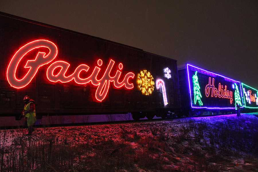 The Canadian Pacific Holiday Train will come to St. Louis Park at 5:30 p.m. Dec. 11 outside STEP by the train tracks. It will serve as a fundraiser and food drive for STEP.