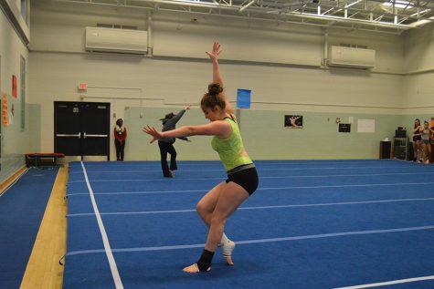 Central gymnasium receives new floor