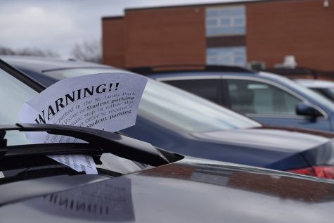 Students react to lack of parking passes
