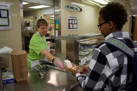 District looks into new lunch program