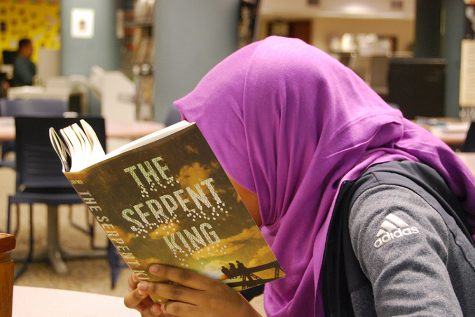 Book club encourages members to join