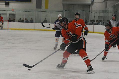 Boys' hockey ties Chaska