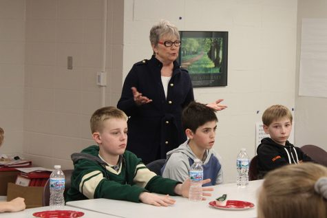 Superintendent hiring firm hosts student forum