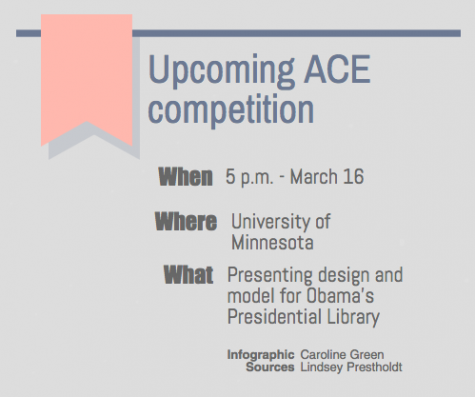 ACE prepares for state-wide competition