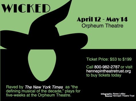'Wicked' to return to Orpheum