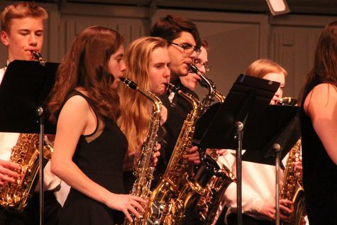 Band hosts POPS concert