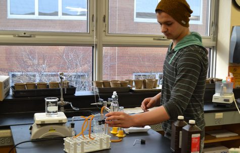 IB Biology course finishes Internal Assessments