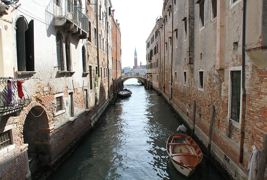 Venice%2C+Italy.+The+group+took+trips+on+gondolas+and+explored+sites+like+St.+Marks+Square+along+the+way.