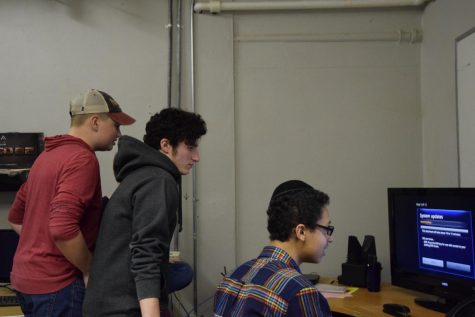 Park Tech supplies technical support for community