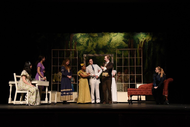 Theater presents 'Sense and Sensibillity'