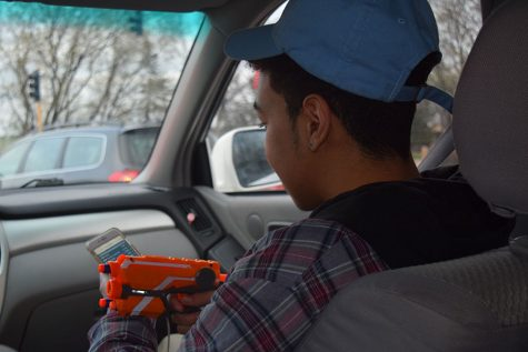 Nerf assassins sparks concern