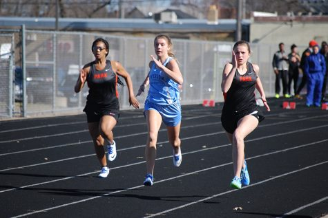 Track works to improve for conference meet