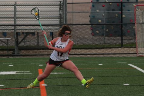 Girls' lacrosse advances to Sections