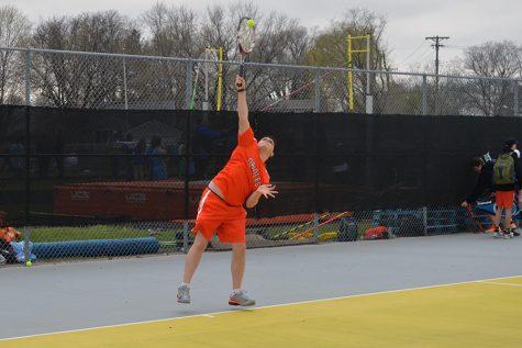 Boys' tennis grows through losses