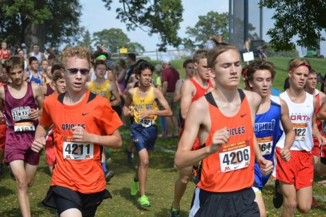 Cross Country participates in Midwest competition