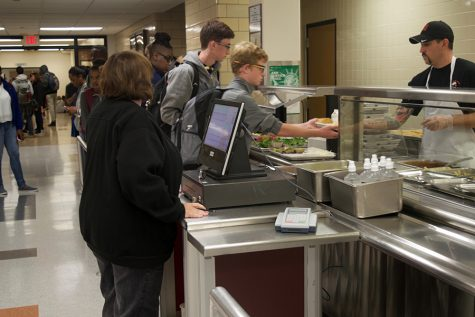 Modified lunch schedule creates confusion