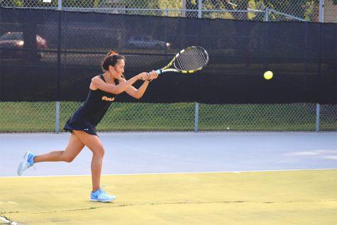 Girls' tennis reflects on successful season