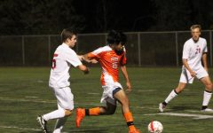 Boys' soccer takes conference title