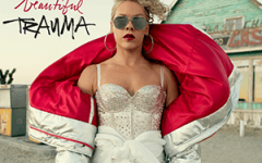 "P!nk's ""Beautiful Trauma"" fails to impress"
