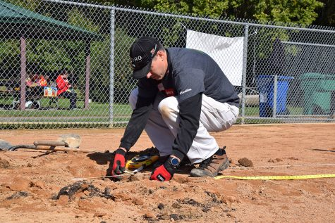 Dakota Park, Keller Baseball Field undergo renovations