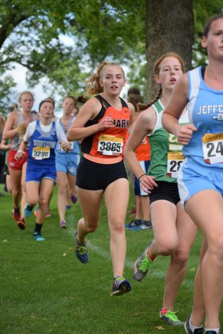 Cross Country keeps the pace